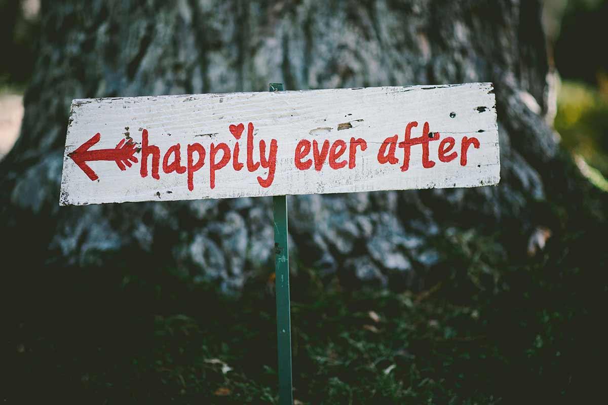Panneau en bois mariage eco-friendly