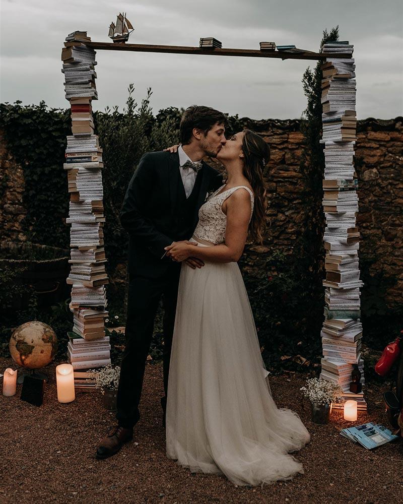 La bibliothèque des amoureux