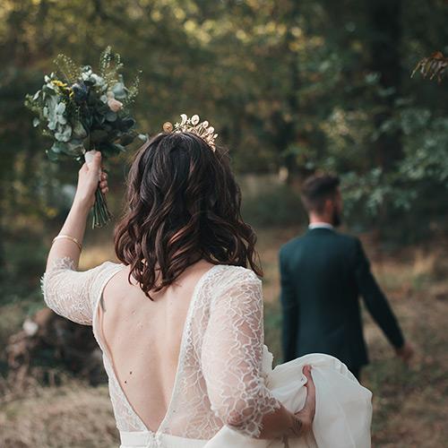 Mariage champetre chic