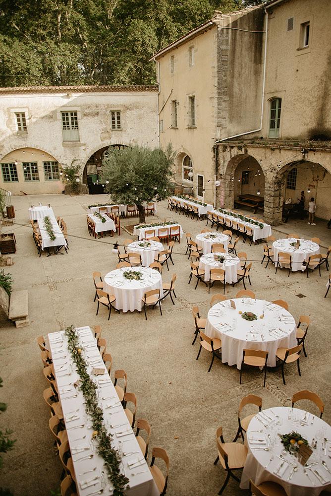 Lieu de mariage dans le Gard