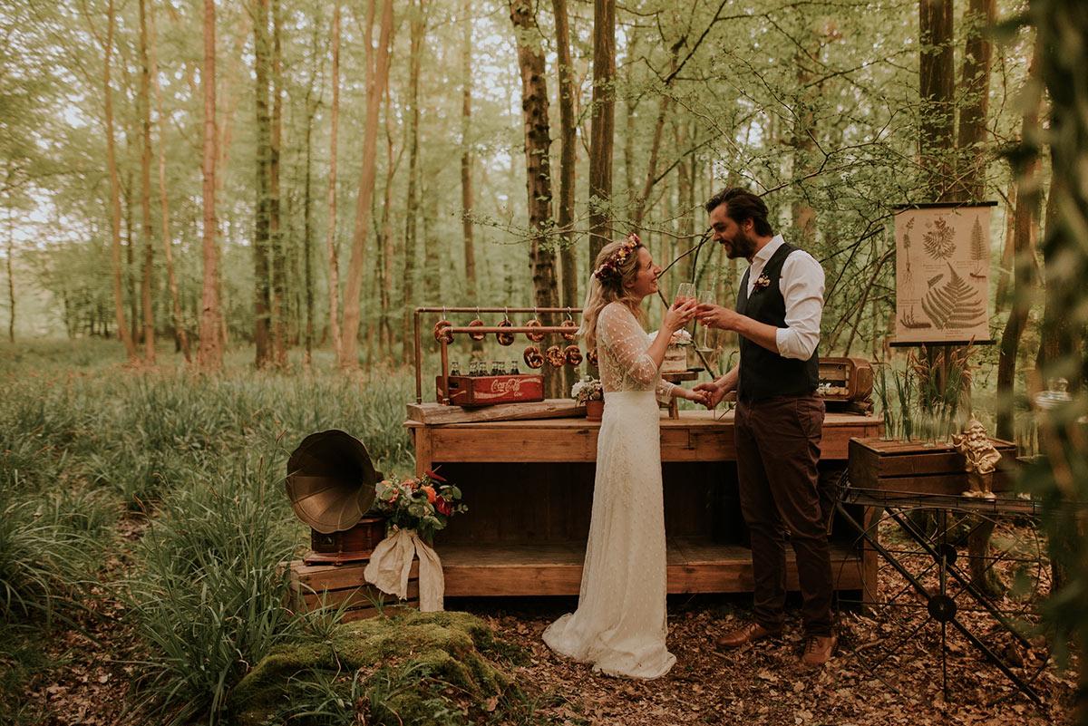 Organiser un petit mariage