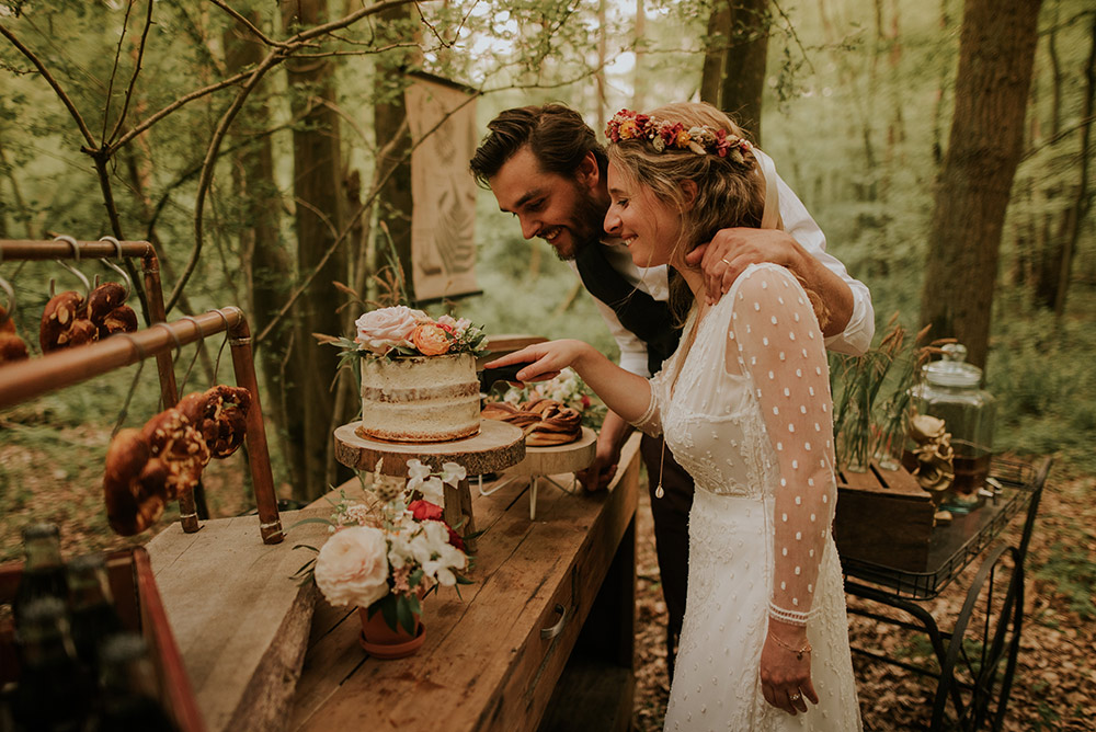 Menu vin d'honneur mariage
