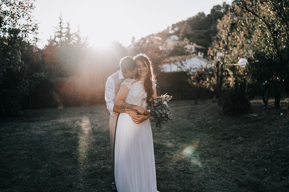 Mariage à la Colle sur Loup