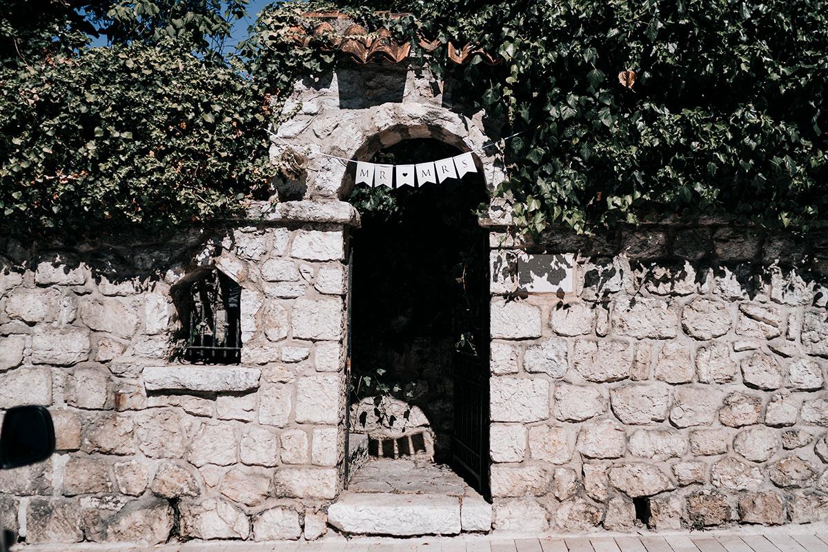 Lieu de réception en Provence