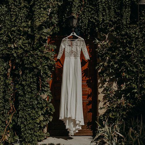Que faire de sa robe de mariée après le jour J ?