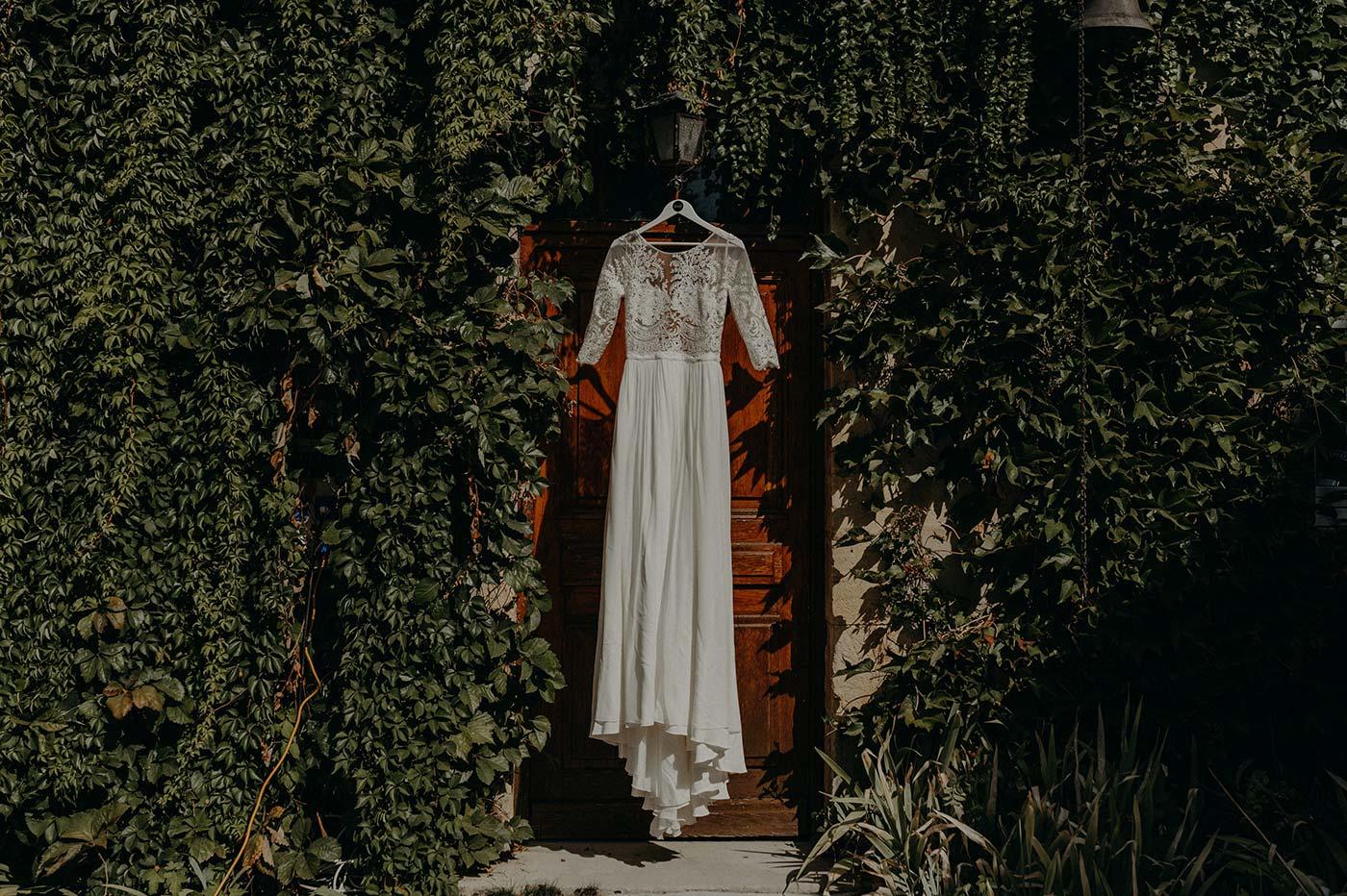 Petit mariage en Provence